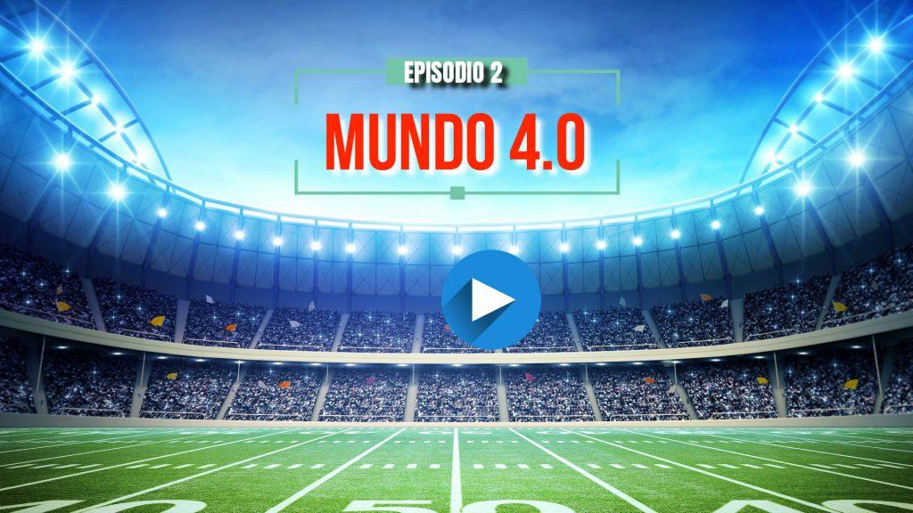 El juego del deporte en la Industria 4.0. 7: 28 minutos.